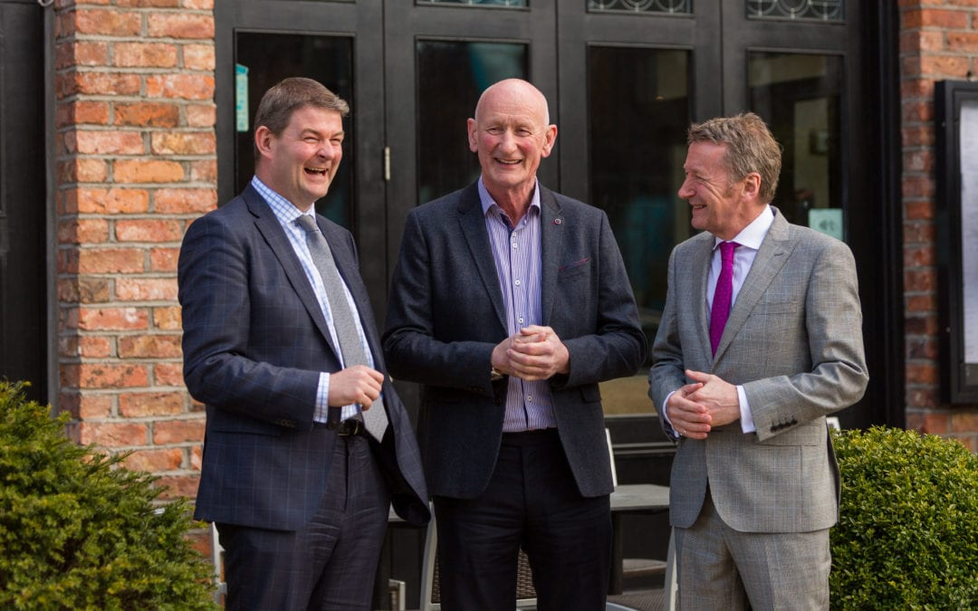 Lunch with Brian Cody