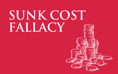 Know Your Behavioural Biases: Sunk Cost Fallacy